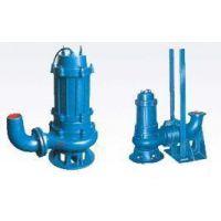 QW型污水污物潜水电泵