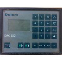 DELEM高集成全功能剪板机专用数控装置DAC360维修销售显示不清