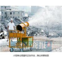 建筑拆迁工地RB降尘喷雾机