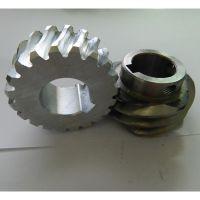 逸加直销滚筒输送机蜗轮 铸造锡青铜材料 磷青铜毛坯 2.5模20齿蜗轮批发