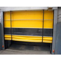 湖北工业PVC快速堆积门/堆积门生产厂家直销