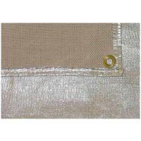 费普福焊接毯船用焊接毯接火花毯接火花布焊接帘