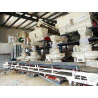 唐山市木屑颗粒机配套生产线价格安装恒美百特
