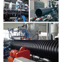 HDPE钢带增强螺旋波纹管 DN1500sn10 PE钢带管 钢塑复合 供货快 湖南易达塑业