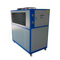 鸿宇制冷5-15kw箱式冷水机盐水冷水机