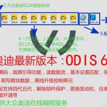 供应 大众奥迪5054A 6150B检测仪 ODIS在线编程系统