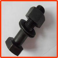 珠海钢结构螺丝厂/珠海钢结构螺栓厂 批发定做生产加工10.9S高强度螺栓套