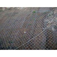 贵州天晟边坡防护网生产供应主动防护网柔性防护网安装施工钢丝绳网批发