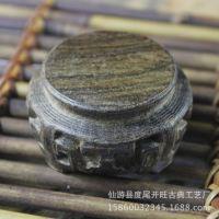 厂家直销 越南芽庄沉香《圆桌》手把件小摆件 仙作工艺大量批发