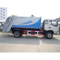 东风中型挤压式垃圾车15897612260