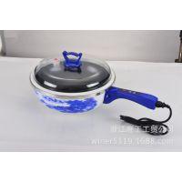 真空超导电子锅健康烹饪锅锁住营养的养生节能锅不用灶具的锅