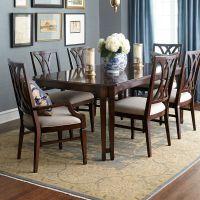 2015年新款美式餐桌椅组合成套家具定制 实木美式餐桌椅