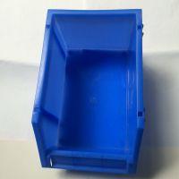 厂家直销各类可组合式斜口塑料零件盒五金工具用4号塑胶盒