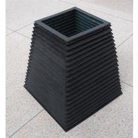 常年促销多款式机床防护罩 优质耐用柔性风琴式防尘罩--沧旭牌