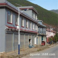 太阳能灯哪里便宜 天津道路照明路灯 庭院灯景观灯 城镇20瓦路灯