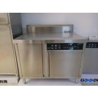 热卖商用厨房环保型运水烟罩控制箱固利牌台式单泵双泵自动控制柜