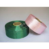 汇隆300D有色有光涤纶FDY色丝长期现货销售,立等可取