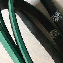 包装厂搓膜带,拉膜机皮带,红胶同步带,真空拉膜机皮带