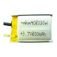 YANLL数码电池402030 3.7V 200mAh聚合物锂电池