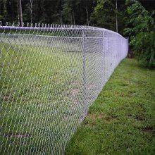 广州勾花隔离网 围山护栏网 钢丝护栏网