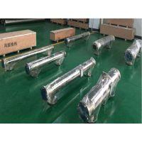 缠绕式换热器/不锈钢蒸汽换热器/环保易清洗/壳管式