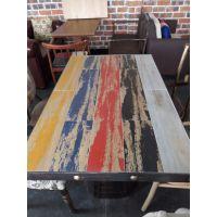 雅典娜瓷砖桌面 瓷砖面餐桌