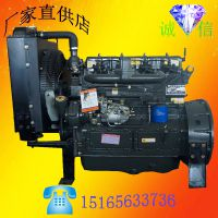 K4100D潍坊柴油机厂 4缸 30千瓦柴油发动机 水冷直列