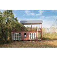 大象房屋装配式建筑(在线咨询)、美式别墅、美式别墅木屋