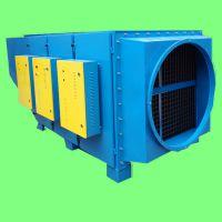 西安塑料挤出机废气处理设备优点
