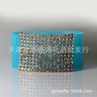 韩版vintage 手链 外贸首饰 水晶钻石高档手链 法国风情 闪钻手链