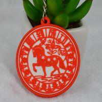 软胶pvc钥匙扣促销礼品|塑胶钥匙扣,钥匙挂件吊饰