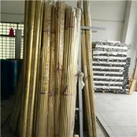 厂家定做精密黄铜管-国标H65黄铜毛细管现货