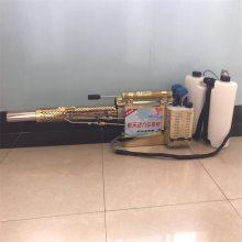 启航牌果园大棚高效率打药机 大功率烟雾机 节能果树大棚脉冲式弥雾机