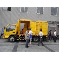 四川成都分离式吸粪车厂家 CDJ5060TWJ30型吸污净化车