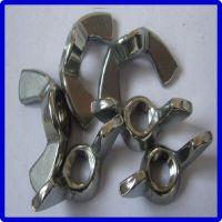 顺德勒流螺丝帽厂 不锈钢手拧调节螺母 定做特殊不锈钢螺丝母