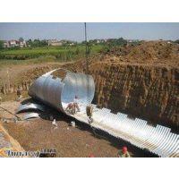 供排水管 力天 钢波纹涵管 性能稳定