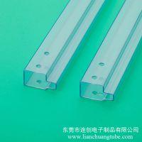 东莞大功率电源模块包装管 精确度高塑料电子元器件包装管