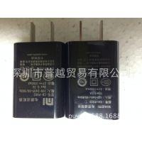 库存品牌 原装小米 USB充电器 充手机 平板 移动电源 5v 1a