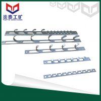 炎泰矿用电缆挂钩价格 金属电缆钩、镀锌电缆挂钩的生产厂家