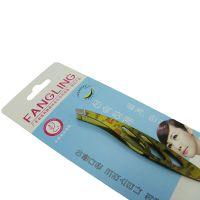 新品 芳龄眉夹不锈钢眉夹 时尚造型 修眉夹彩妆工具批发供应 A301