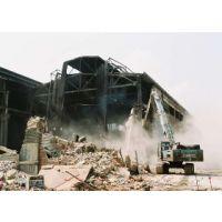浦东酒店整体装修拆除,南汇废旧厂房拆除,上海金桥办公室内部结构拆除
