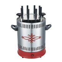 厂家直销 旋转式家用电烤炉、家用无烟烧烤炉时尚烤肉机