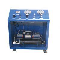 【海德诺】GBS-80T气体增压产品--气动气体增压泵--充气小车