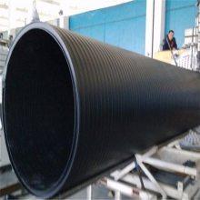【张家界慈利县HDPE缠绕结构壁管、张家界慈利县中空壁缠绕管】厂家、价格、规格