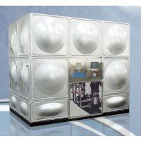 智能化箱式无负压供水设备
