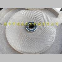 供应天然石材石磨机 高粱小麦专用面粉石磨 耐磨家用磨粉机