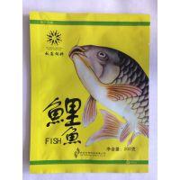 供应西宁鱼饵包装袋/鱼食袋/可来样加工/金霖包装制品