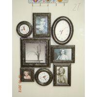 创意宜家家居 厂家直销批发价格 精美家居 组合装饰挂件 相框钟表