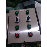 一用一控电机防爆控制箱,BXK防爆电控箱