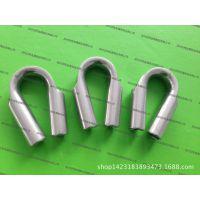 316管式套环不锈钢索具